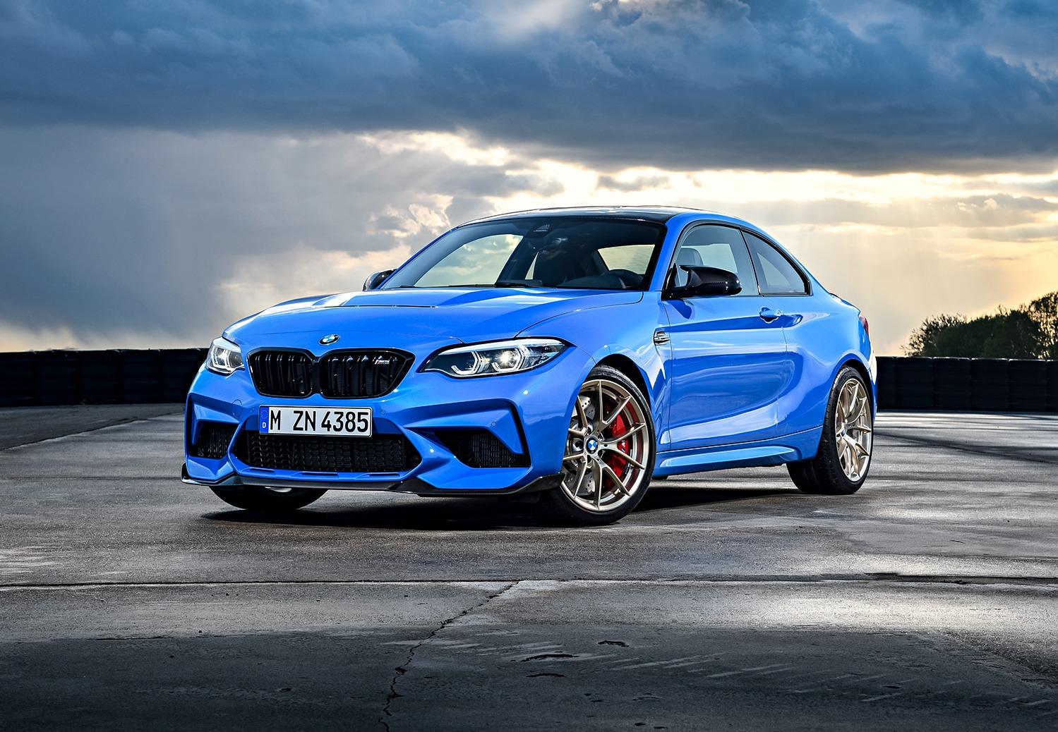 Gelimiteerde BMW M2 CS