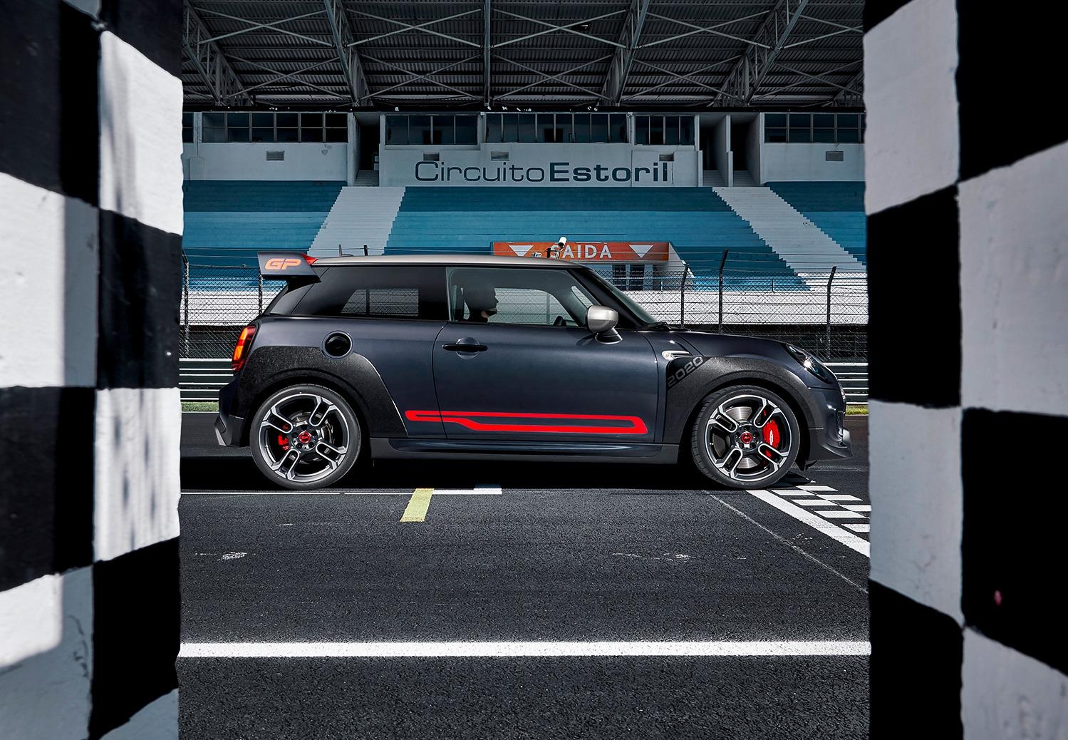 Nieuwe MINI JCW GP (2020)