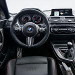 BMW M2 CS 2020 stuur