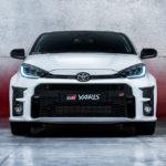 Toyota GR Yaris voorkant