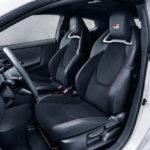 Toyota GR Yaris zetels