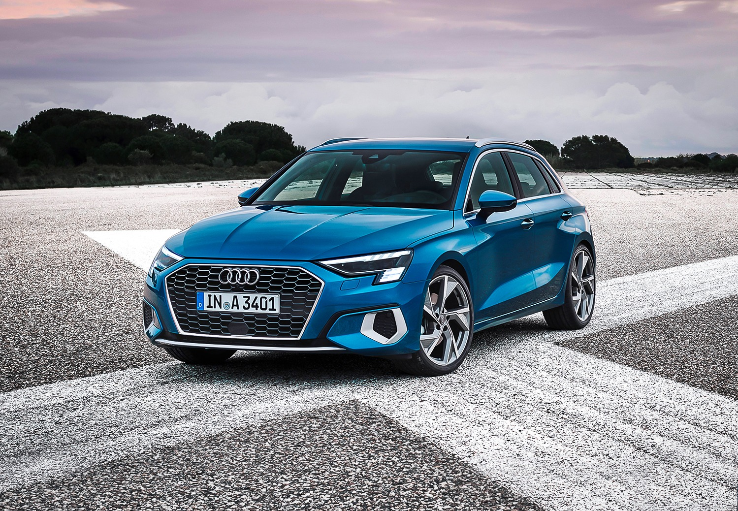 Nieuwe Audi A3 Sportback (2020)