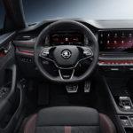 Skoda Octavia RS 2020 stuur