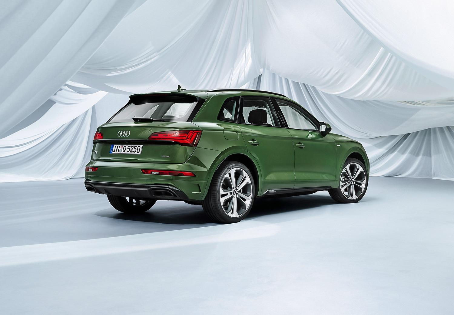 Vernieuwde Audi Q5 (2020)