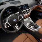 BMW 4 interieur 2020