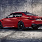 BMW M5 2020 achterkant