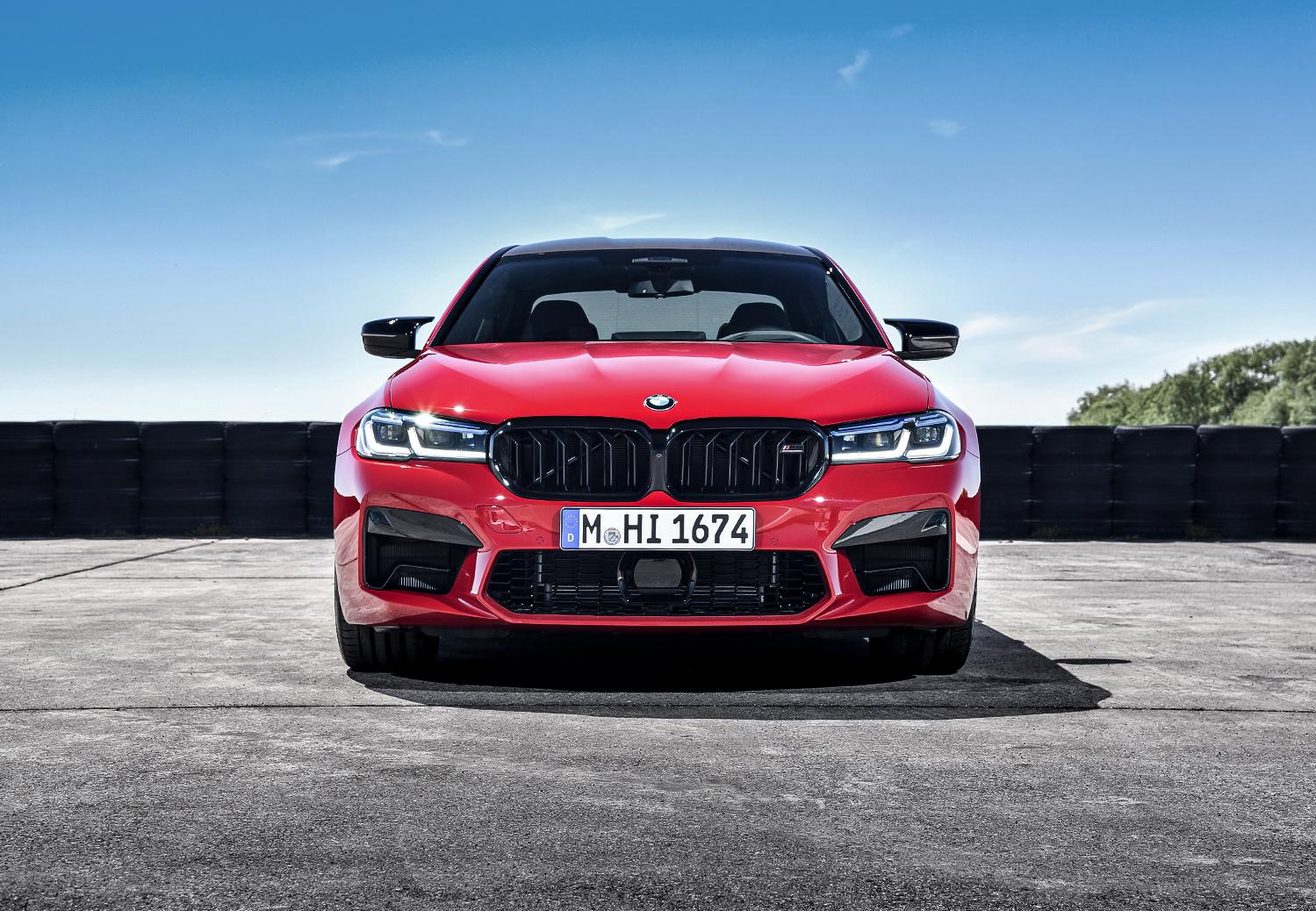 BMW M5 (2020) frisser, maar niet sneller