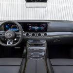 Mercedes E63 AMG interieur