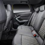 Audi S3 2020 zetels