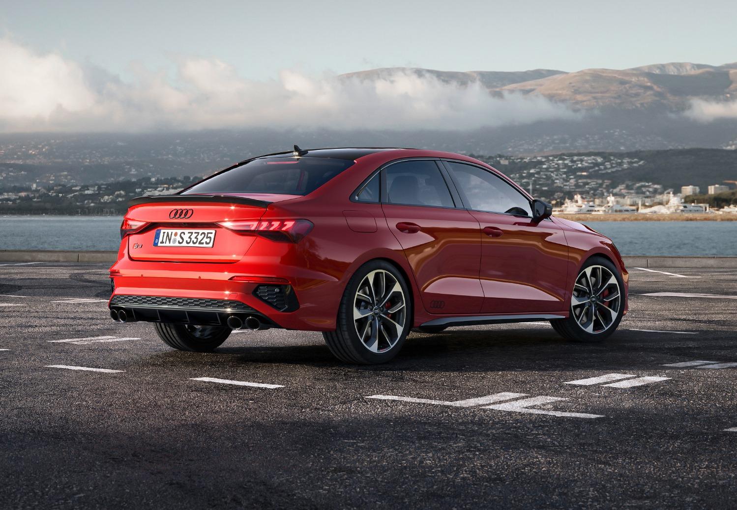Nieuwe Audi S3 (2020)