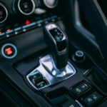 Jaguar F-Type R shifter