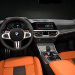 BMW M3 2020 interior