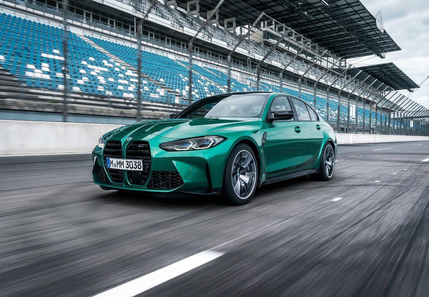 Nieuwe BMW M3 en M4 (2020)