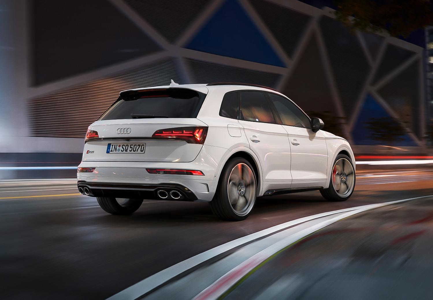 Nieuwe Audi SQ5 (2020)
