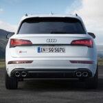 Audi SQ5 2020 achterkant