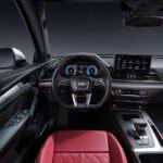 Audi SQ5 2020 interieur