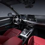 Audi SQ5 2020 sportstoelen