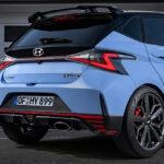Hyundai i20N spoiler