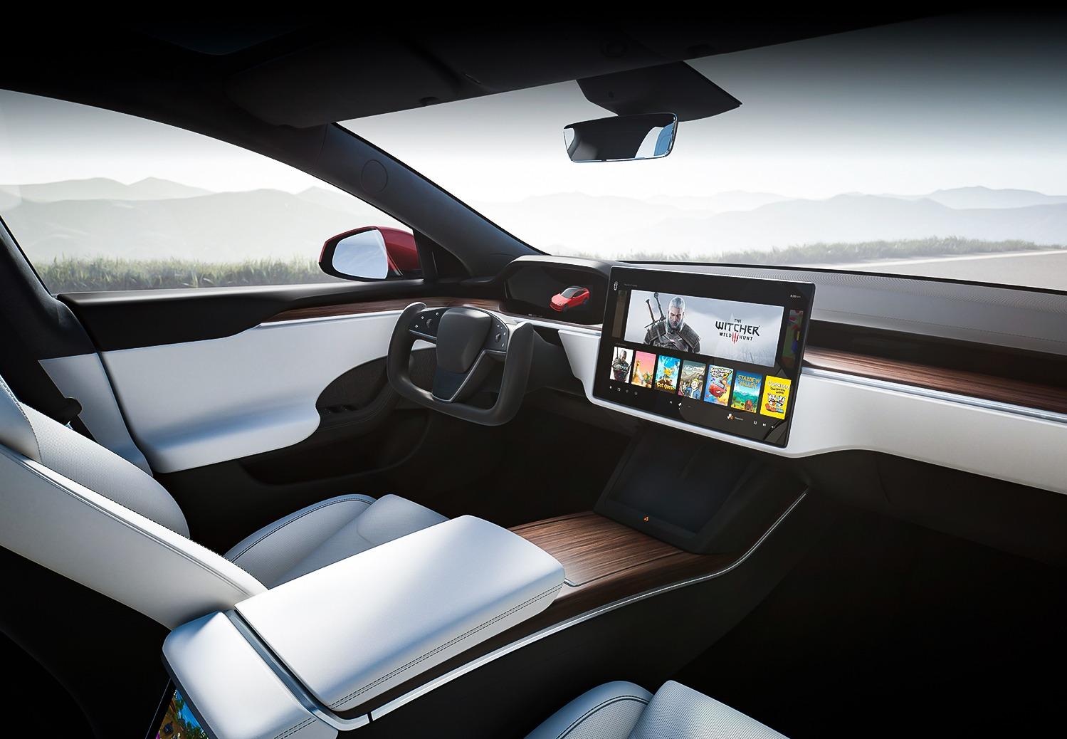 Nieuwe Tesla Model S en X (2021)