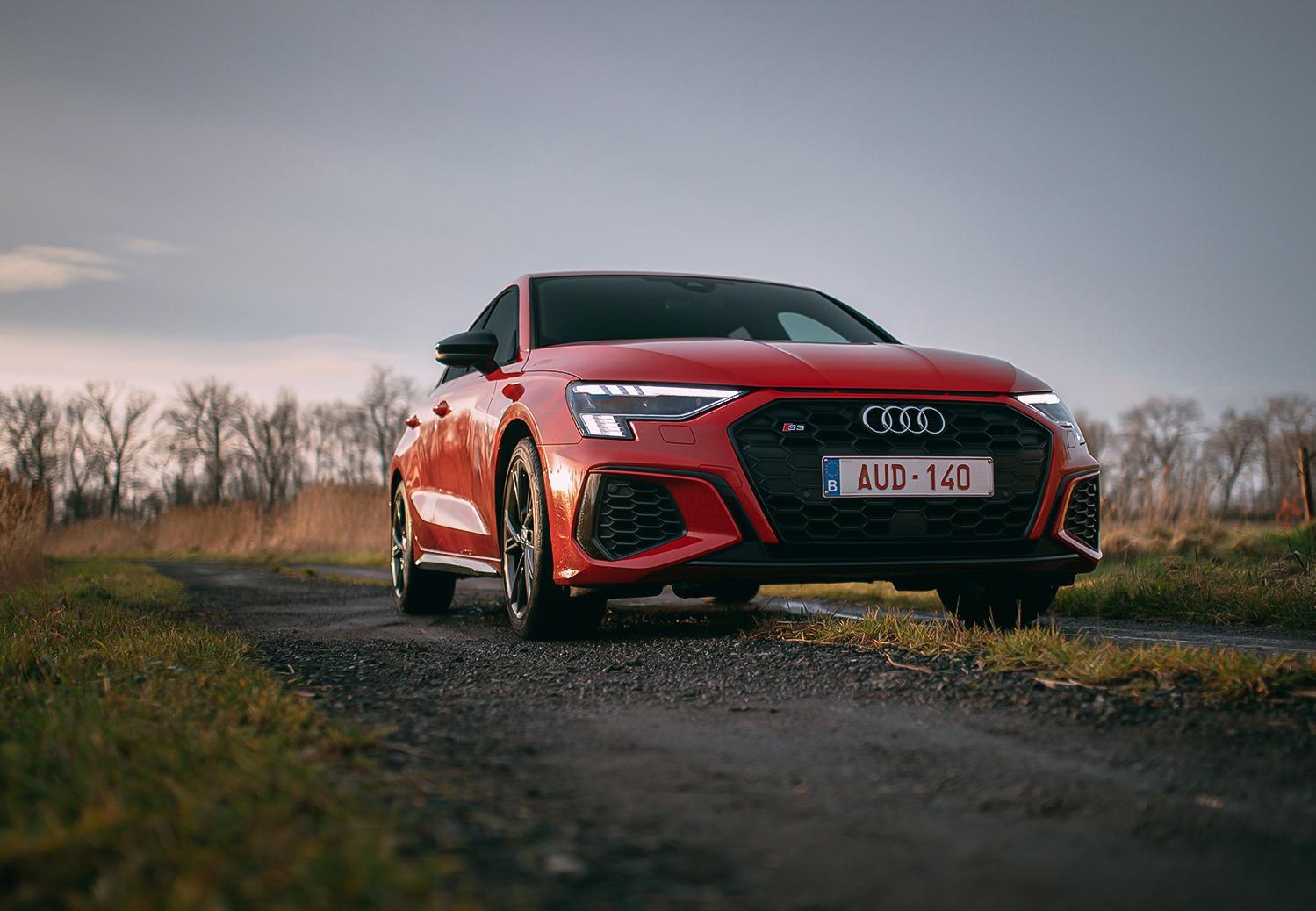 Rijtest: Audi S3 Sportback (2021)