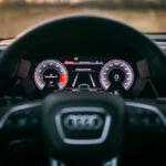 Audi S3 cockpit