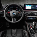 BMW M5 CS interieur