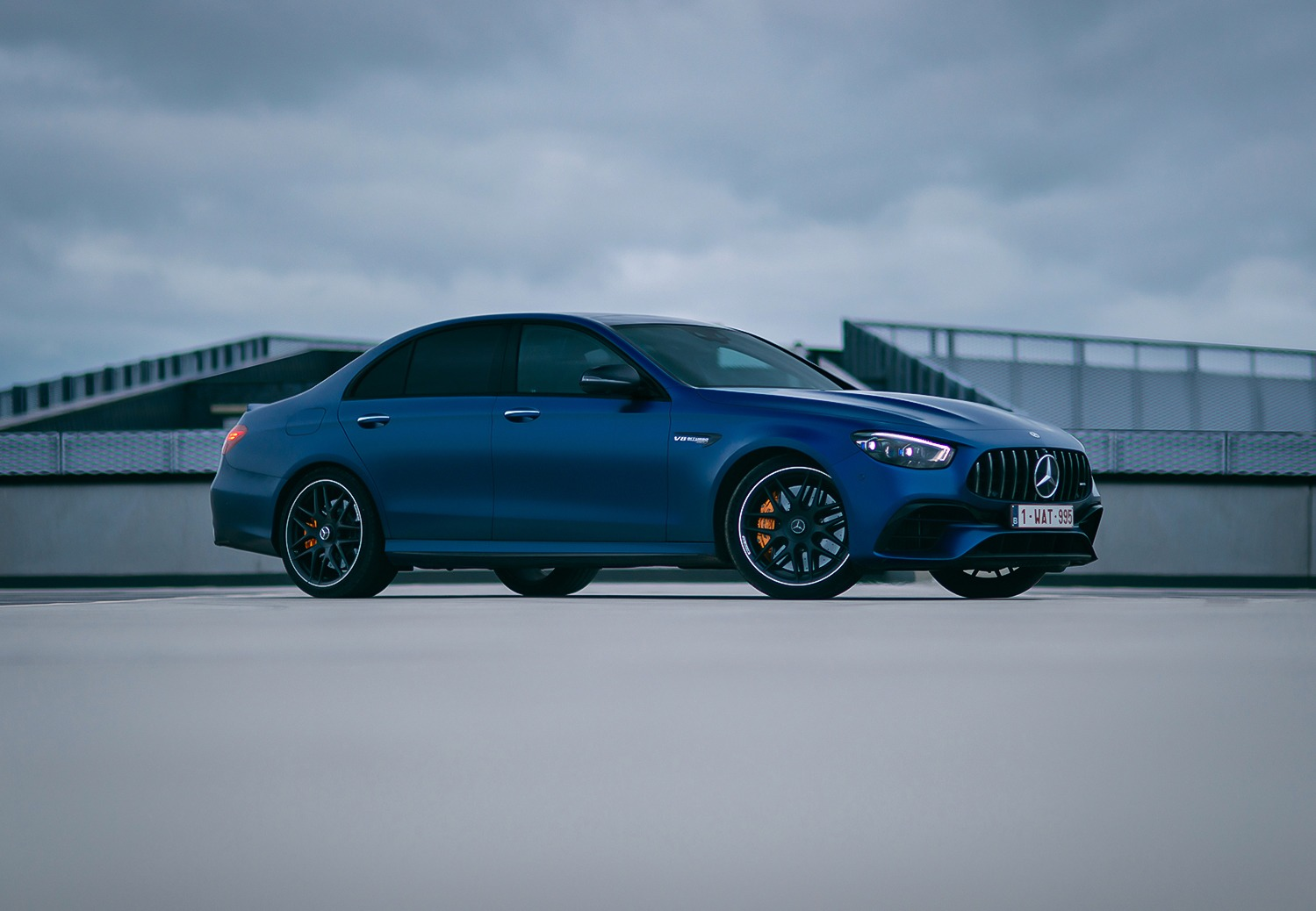 Rijtest: Mercedes-AMG E63 S (2021)