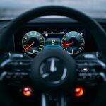 Mercedes E63S stuur