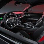 Audi e-tron GT interieur