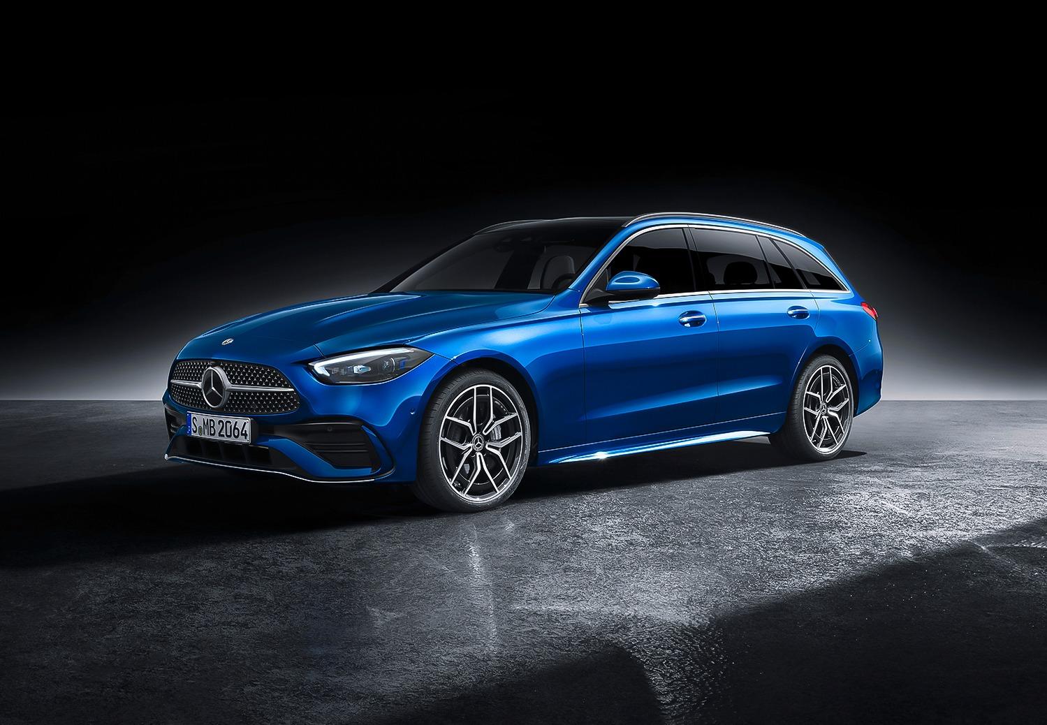 Nieuwe Mercedes-Benz C-Klasse (2021)