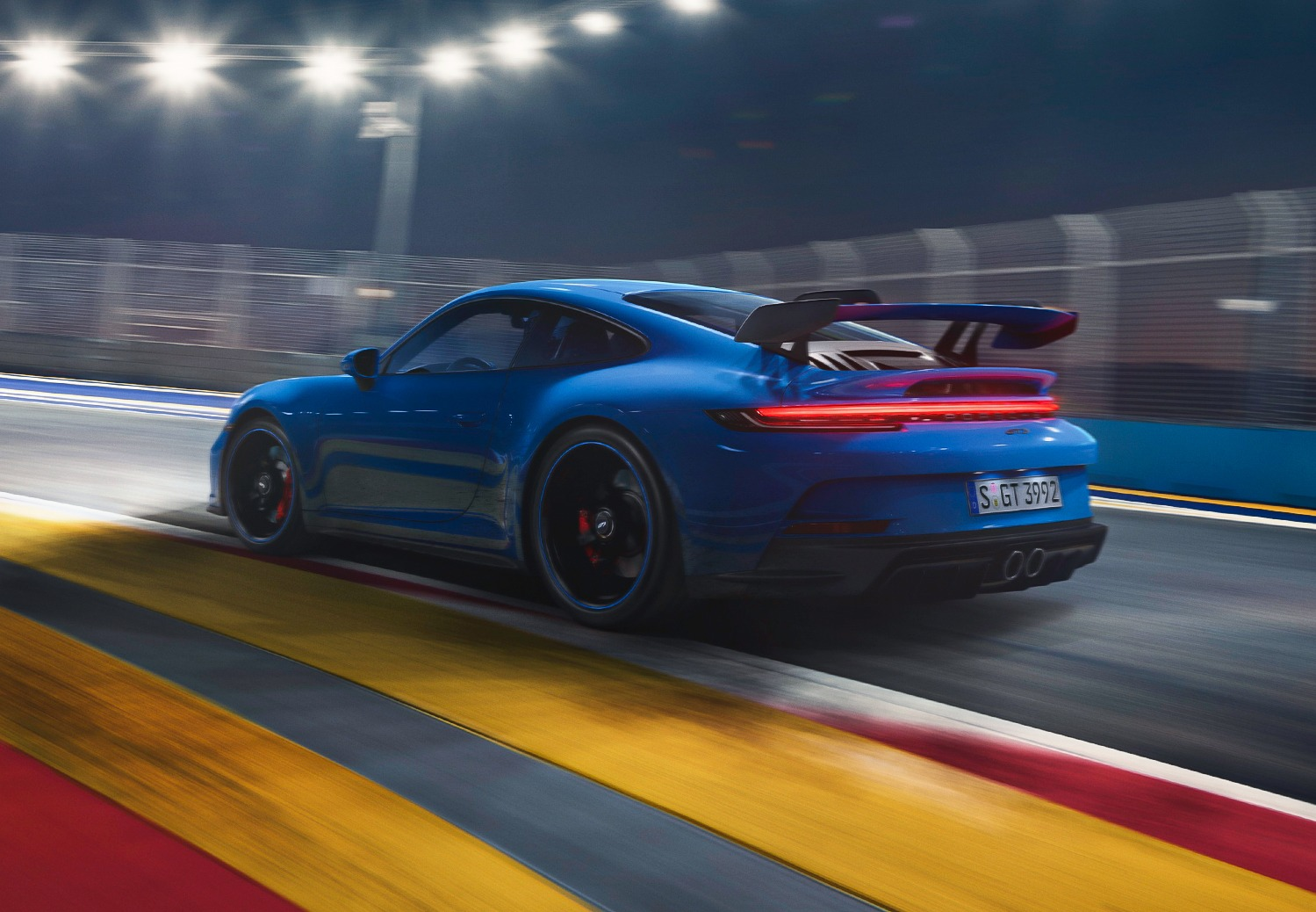 Nieuwe Porsche 911 GT3 (2021)