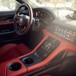 Porsche Taycan Cross Turismo interieur