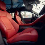 Taycan Cross Turismo interieur