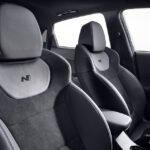 Hyundai Kona N zetels