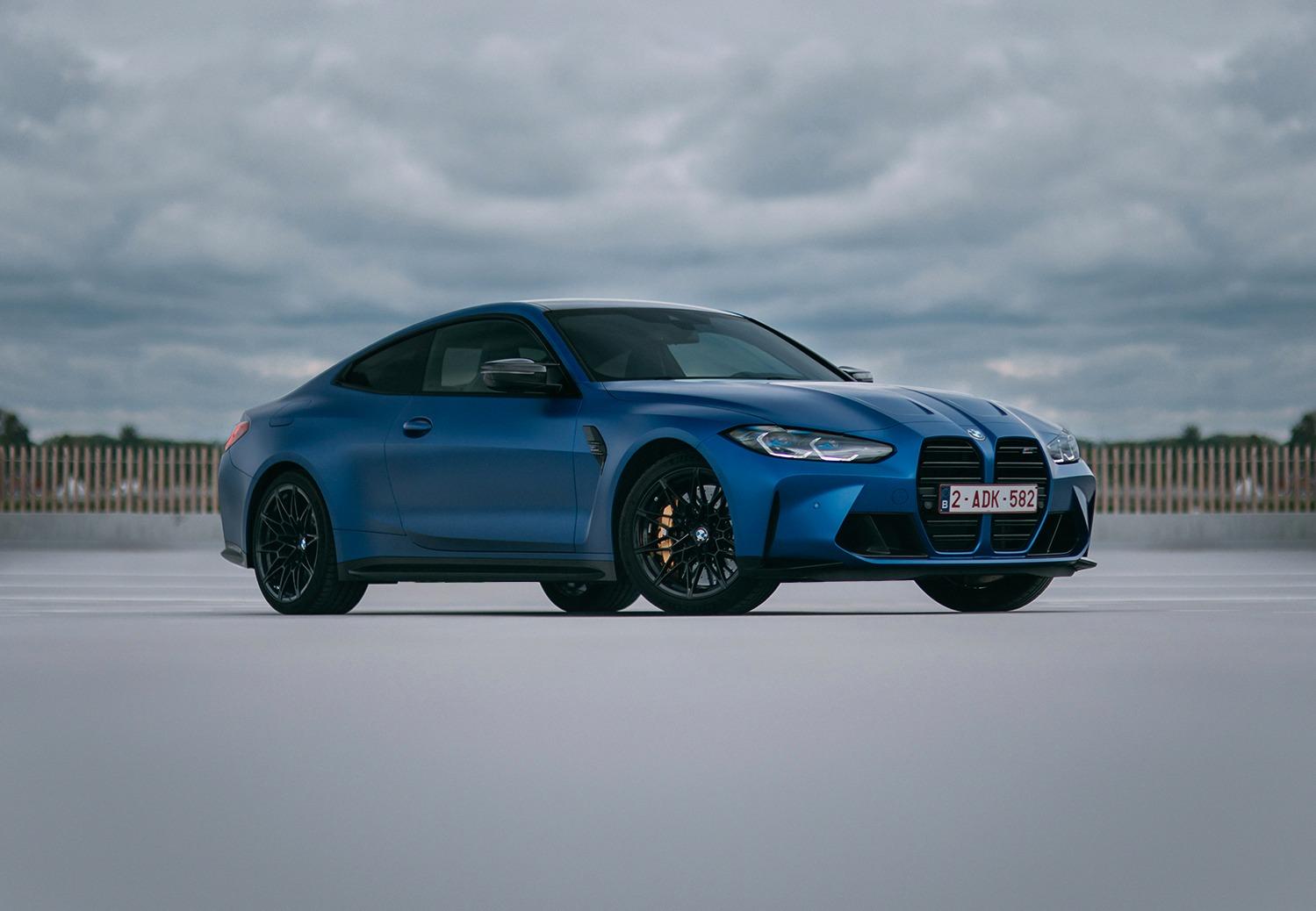 Rijtest: BMW M4 Competition