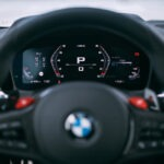 BMW M4 Competition stuur