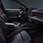 Audi RS3 interieur