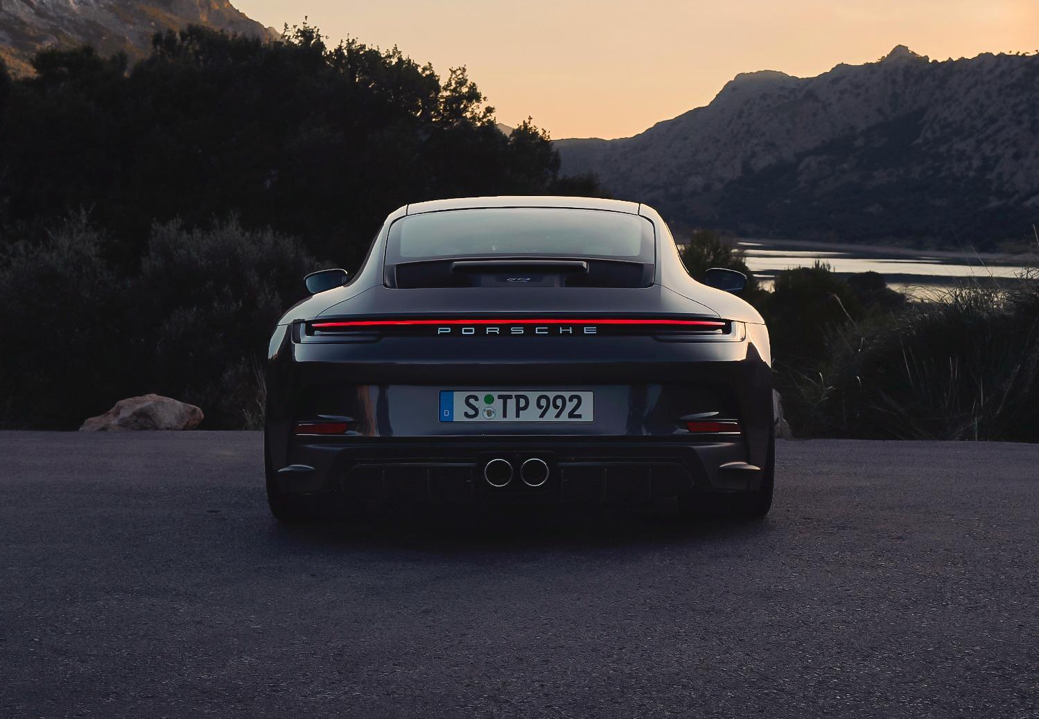 Nieuwe Porsche 911 GT3 met Touring-pakket (2021)